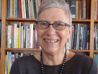 Dr Sigrid McCausland.