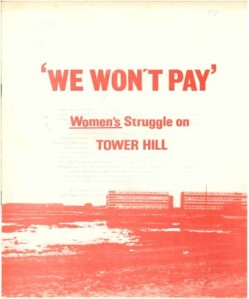 We Won't Pay – Big Flame Leaflet 1975