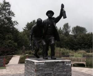 Welsh National Mining Memorial, Sengheyndd