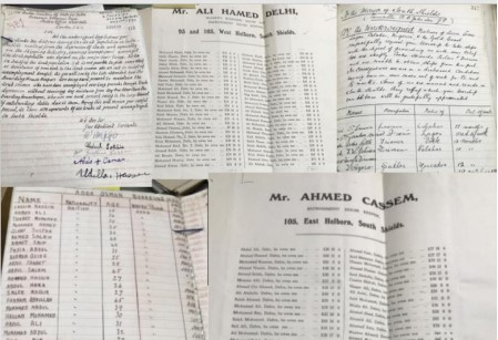 Papers from the Colonial Office and Home Office Collections at the National Archives.