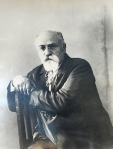 Photograph of David Riazanov.
