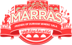 Logo of Marras - the Friends of Durham Miners' Gala