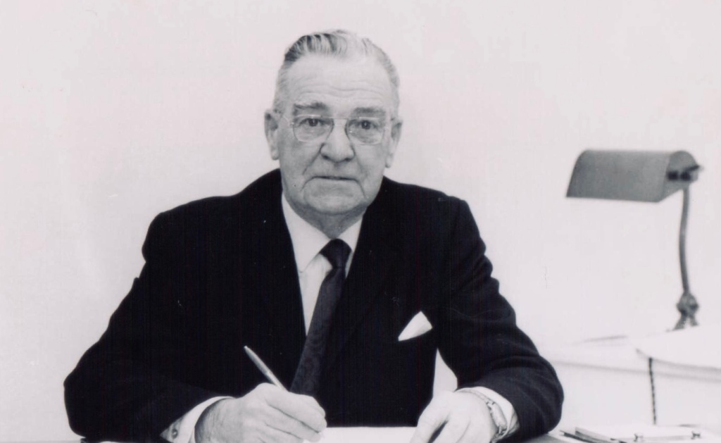 George Smith, General Secretary of the Union of Construction, Allied Trades and Technicians